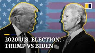 Trump vs Biden: The 2020 US presidential election