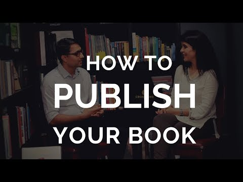 How To Get Your Book Published | How to Publish Your Book