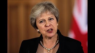 Theresa May holds press conference after ministers resign over Brexit deal | ITV News
