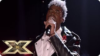 Dalton Harris sings Radiohead's Creep on Fright Night | Live Shows Week 3 | The X Factor UK 2018