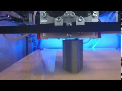 3D printing at Alumat Zeeman B.V.