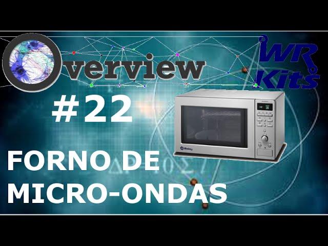FORNO DE MICRO-ONDAS | Overview #22