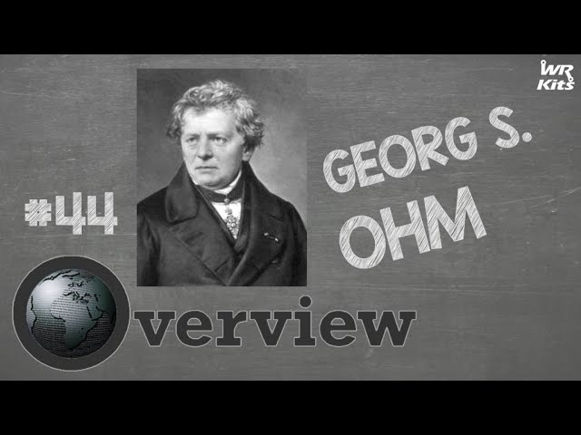 GEORG SIMON OHM | Overview #44