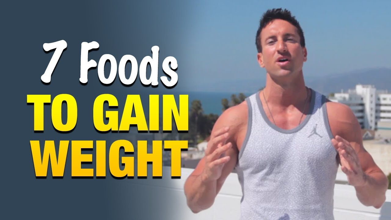 How to Increase Body Weight | Diet and Food to Gain Weight