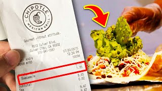 10 Chipotle Hacks That Will Make The Food Even Better