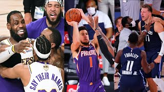"""NBA """"Best Of The Bubble"""" MOMENTS"""