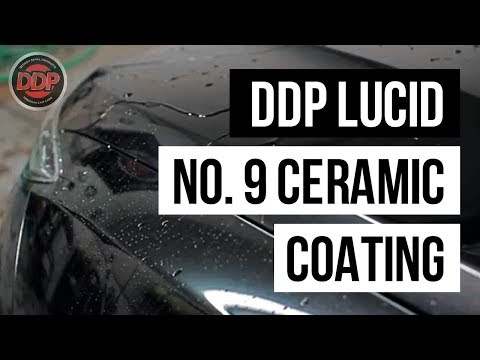 Lucid No. 9 | 3 Year Protective Coating by Detroit Detail Products