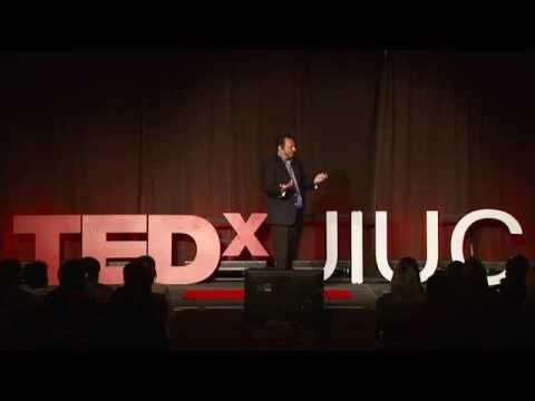 "Decision Making And The Pursuit Of ""Happy""-ness: Ali Abbas At TEDxUIUC - Smashpipe Nonprofit"