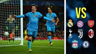 Lionel Messi - The Most Iconic Performances - Part 8