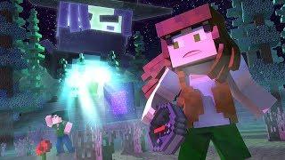"♪ ""Level Up"" - A Minecraft Original Music Video / Song ♪"