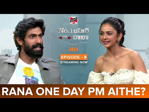 Wonderful answer from Rana to Rakul's question: What he will do as PM for one day