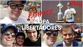FanFest Copa Libertadores en Lima - Con