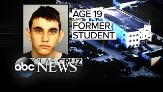 Suspect Nikolas Cruz shot into at least 5 different classrooms on 2 floors: Authorities