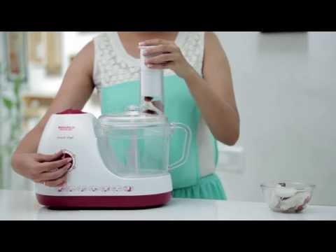 How to Use Maharaja Whiteline Smart Chef Food Processor