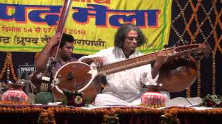 Balachander - Dhrupad on Chandra Veena - Raga Abhogi