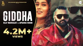 Giddha – Elly Mangat – Afsana Khan Video HD