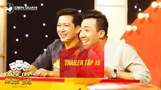 Thách thức danh hài 3  trailer tập 15 (gala 1): liệu hai bé có chọc cười hai danh hài được 5 lần?