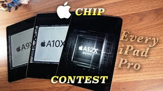Apple A12X vs A10X vs A9X Speed Test | Chip Contest (Ep. 3)