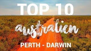 TOP 10 WESTKÜSTE AUSTRALIEN ∙ Work and Travel Reiseguide