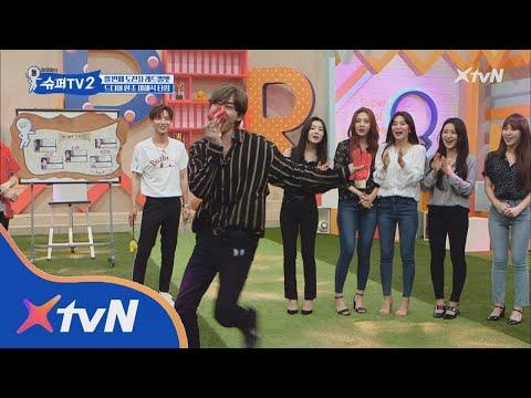 SUPER TV 2 동해&이특&은혁의 ′빨간 맛′ 재해석 ♬ (feat.목장갑) 180809 EP.10