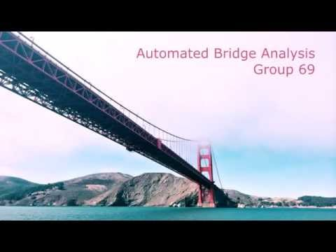 PL69SMT Research LTD Automated Bridge Image Analysis Using Drone Quadcopter Technology