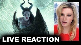 Maleficent 2 Trailer REACTION