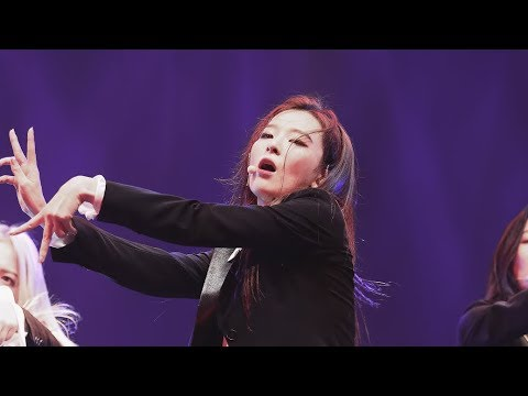 170818 Redvelvet concert Redroom 슬기 automatic by SensibleK