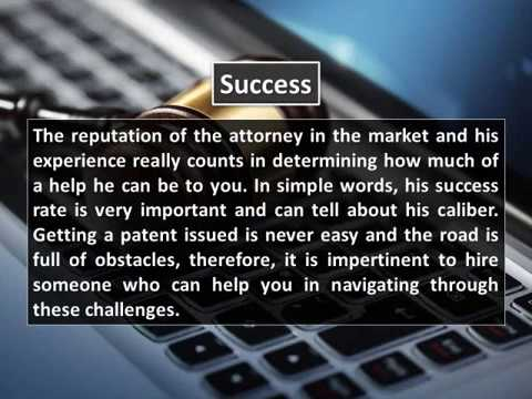 How to Find a Good Intellectual Property Lawyer