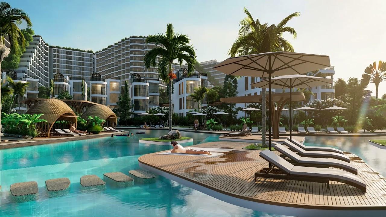 Chỉ còn 1 suất nội bộ biệt thự nghỉ dưỡng Charm Resort Long Hải, LH: 0933.93.23.28 Cđt video