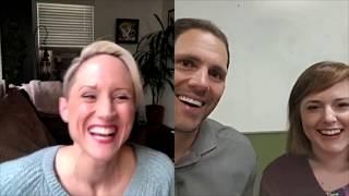 Live Keto QnA with Dr. Dominic D'Agostino, Dr. Angela Poff, and Victoria Field!