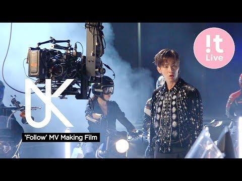 U-KNOW 유노윤호 'Follow' MV Making Film