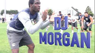 Safety - DJ Morgan '16 : St John Bosco (CA) UTR Sp