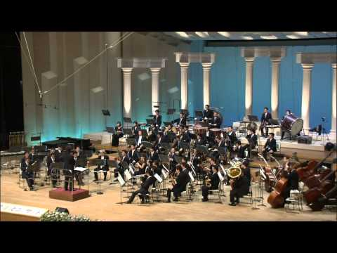 Holst: Second Suite for Military Band in F major Op.28-2