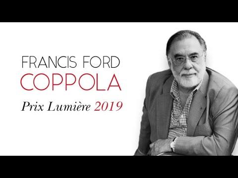Francis Ford Coppola Prix Lumière 2019