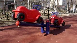 21 детская и спортивная площадка  сданы в эксплуатацию