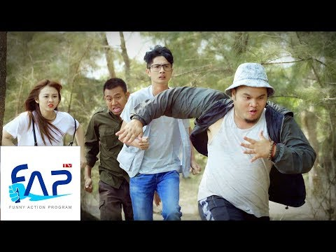 Cơm Nguội: Tập 152 - Đảo Sinh Tồn ( Phim Hài Tết 2018)