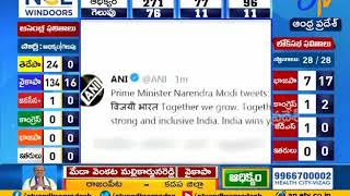 PM Modi Tweets After BJP's Big Victory..