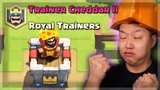 🧀 CHEESE MASTER: Trainer Cheddar II
