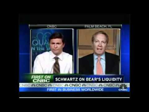 David Faber takes out Bear Stearns - YouTube