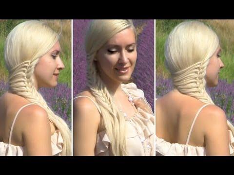 Surprising Romantic Summer Hairstyle For Medium Long Hair French Cage Short Hairstyles Gunalazisus