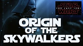 The First Skywalker Theory: Anakin is a descendant of Ren