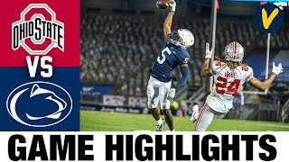 Penn State vs Ohio State Highlights | Week 9 2020 College Football Highlights