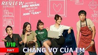 Chàng Vợ Của Em - phim Việt Nam rất nhẹ nhàng & hài hước - Khen Phim