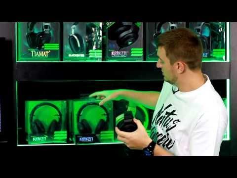 Гарнитура Razer Kraken Pro Green, Зеленый RZ04-00870100-R3M1