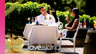 FIRST LOOK: The boys are sweating over the new arrivals...    Love Island Series 6
