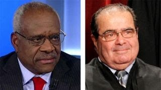Clarence Thomas: Court is very different without Scalia