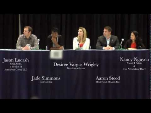 Young Entrepreneur Keynote Panel; 2012 Collegiate Entrepreneurs ...