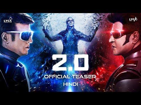 2.0 - Official Teaser [Hindi] Rajinikanth - Akshay Kumar - A R Rahman - Shankar - Subaskaran