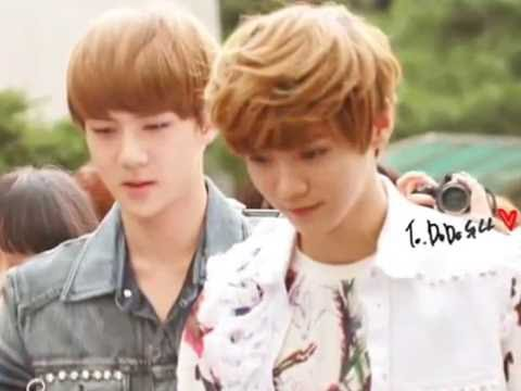 EXO hunhan couple is real 1