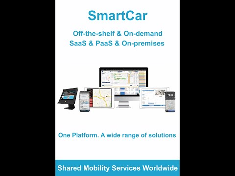 Smart2Car - Complete Mobile solutions for Taxi industry